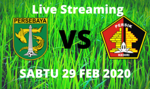 Link Live Streaming Persebaya VS Persik Liga 1 Shopee 2020